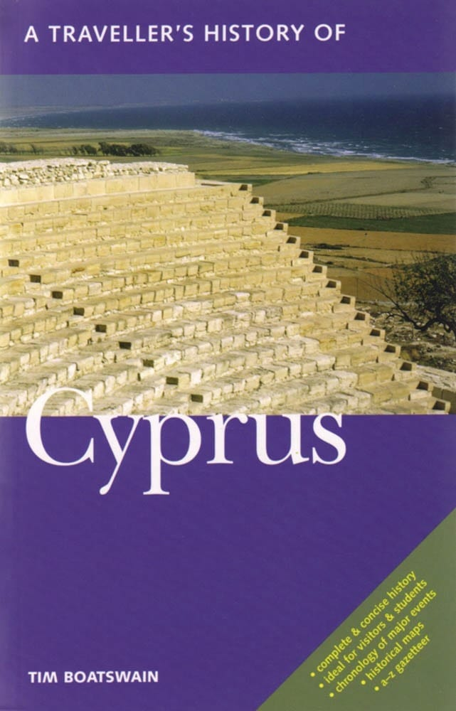 A Traveller's History of Cyprus