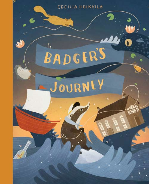 BadgerÕs Journey
