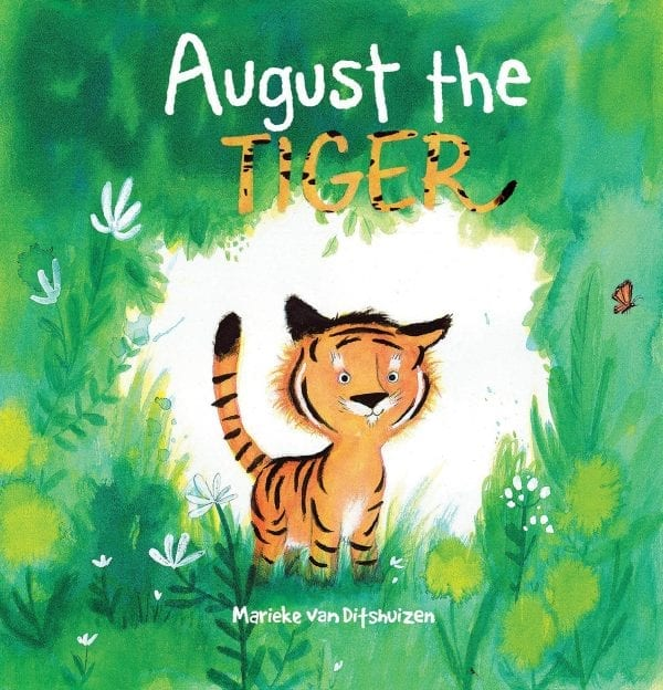 August the Tiger